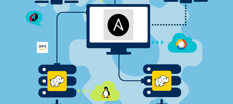 Building Hadoop Cluster using Ansible